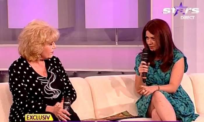 VIDEO / Ce mesaj i-a transmis Corinei Chiriac mama sa după ce a murit? Artista a aflat explicaţia de la un specialist