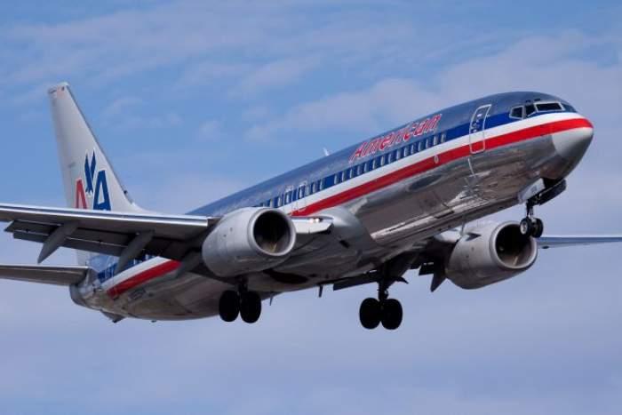 O nouă tragedie aeriană! Un avion al companiei American Airlines s-a rupt în două şi s-a prăbuşit!