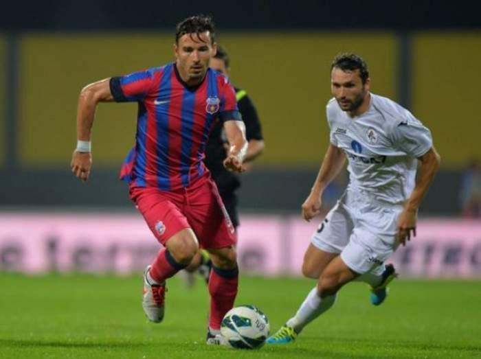 Adrian Cristea, dezamăgit de performanţa ca fotbalist! Ce spune despre cariera sa