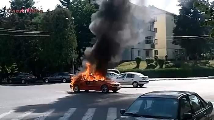 Incredibila poveste a politicianului care a ars de viu în propria maşină!