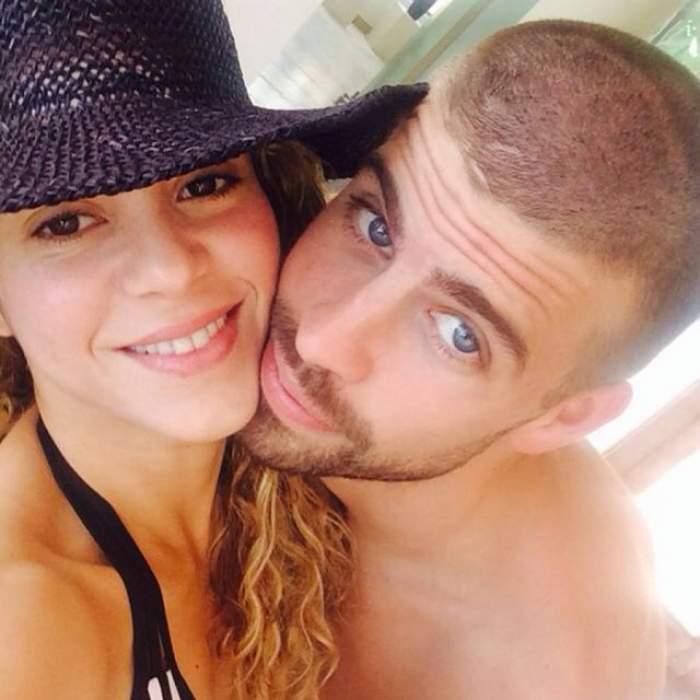 Au aflat sexul viitorului bebeluş! Shakira şi Gerard Pique sunt în culmea fericirii!