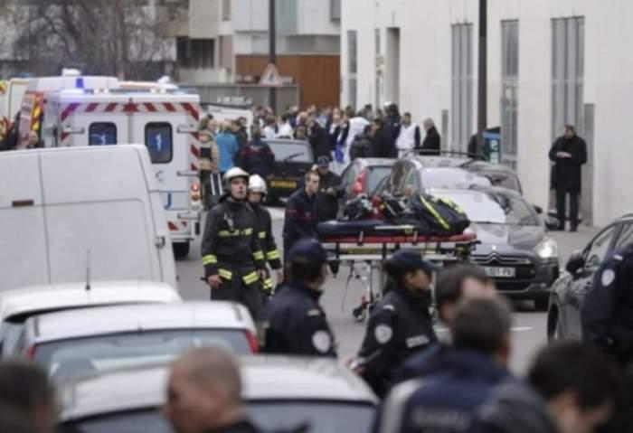 """DESCOPERIRE ŞOCANTĂ! Armele folosite în atentatul de la """"Charlie Hebdo"""", de provenienţă românească?"""