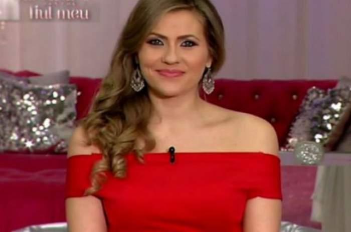 VIDEO / Surpriză de proporţii pentru Mirela Boureanu Vaida! Ce a găsit când a intrat în cabina de machiaj
