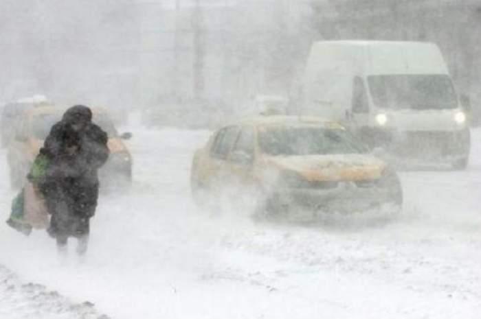 ATENŢIE, revin ninsorile! Meteorologii au emis o nouă avertizare
