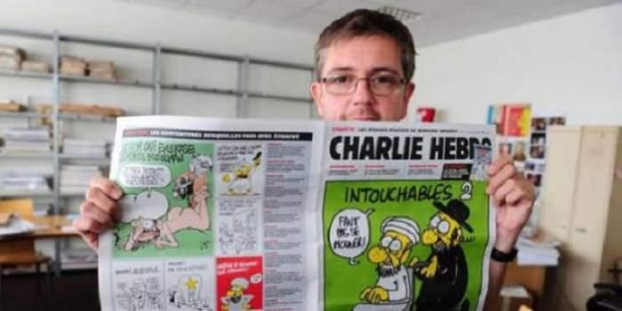 "Revista ""Charlie Hebdo"" bate în retragere! Ce decizie au luat redactorii publicației"