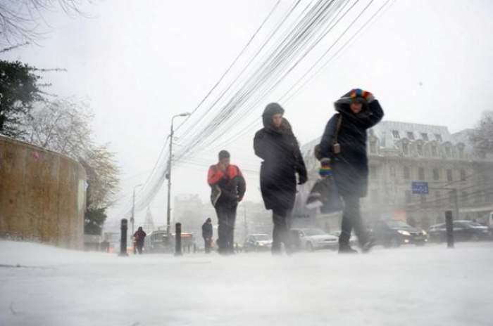 ULTIMĂ ORĂ! Meteorologii au emis o avertizare de tip COD GALBEN de vânt! Care sunt judeţele afectate