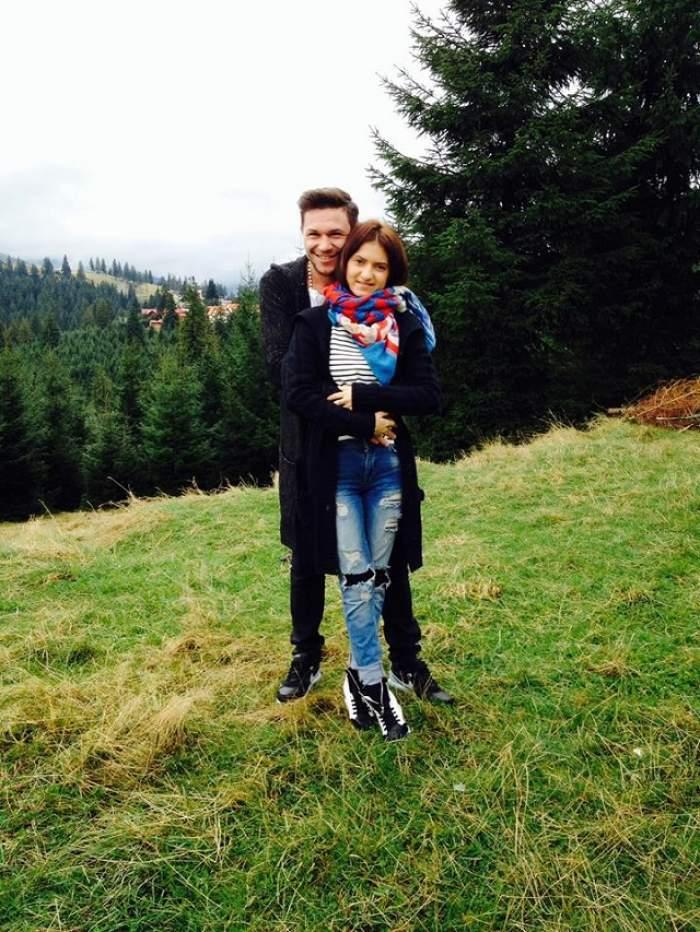 """FOTO / Marian şi Cristiana de la """"Mireasă pentru fiul meu"""", imagini din vacanţă! Cum au fost surprinşi cei doi"""