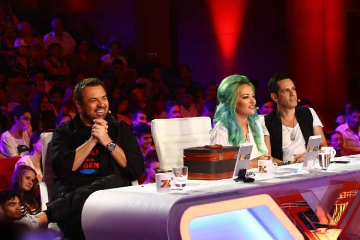 FOTO / Voci spectaculoase, declarații de dragoste și momente pline de umor pe scena X Factor!