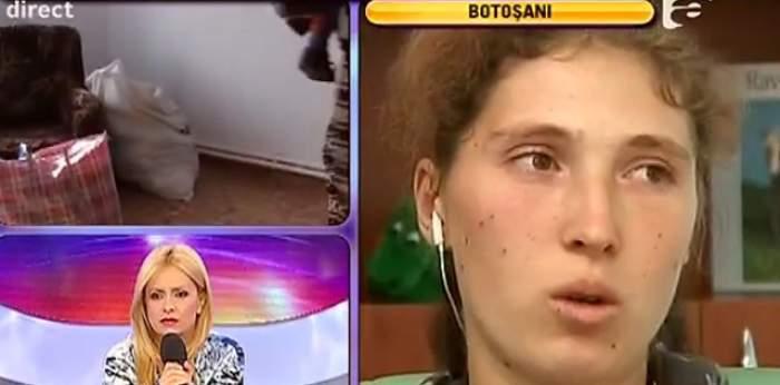 """VIDEO / Motivul cutremurător pentru care o tânără din Botoșani şi-a oferit copilul spre adopţie printr-un anunţ la mica publicitate: """"Eram disperată!"""""""