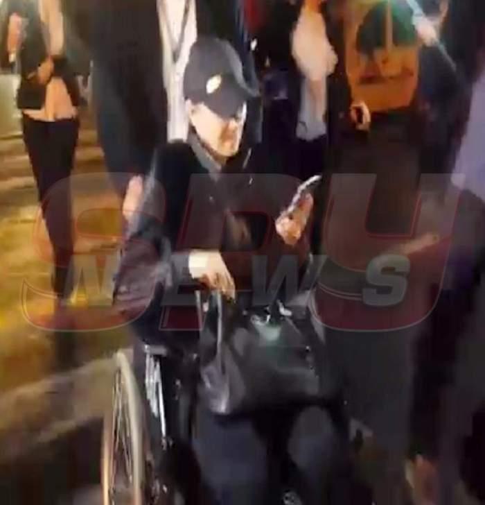 VIDEO / Anamaria Prodan s-a externat! Primele declaraţii ale sexy-impresarei după ce şi-a scos sânii
