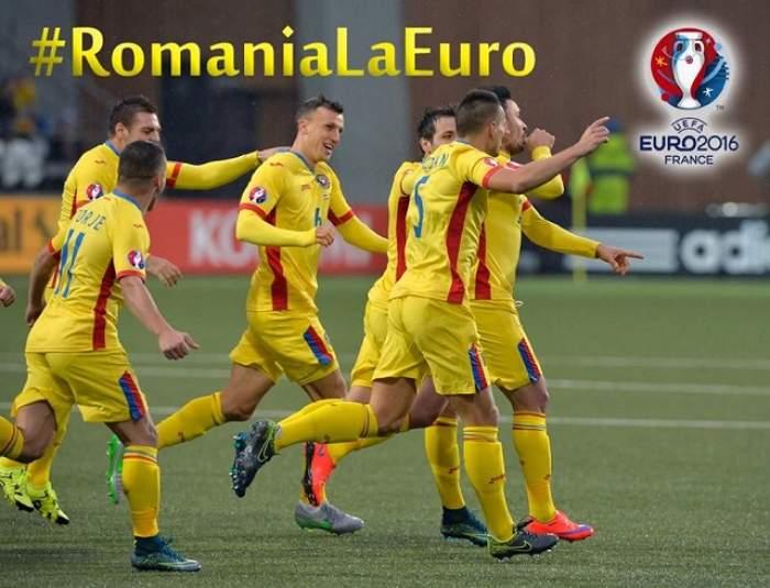 România S-A CALIFICAT la Campionatul European, în ultima etapă a preliminariilor Euro-2016