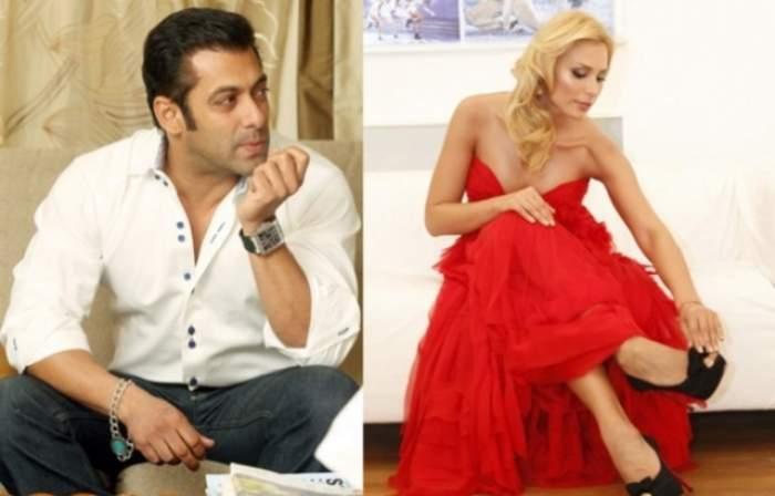 Iulia Vântur a mărturisit! De ce nu a venit cu Salman Khan la botezul fiicei Andrei