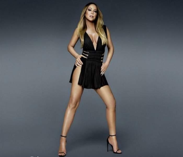 FOTO / S-a făcut cât casa! Mariah Carey a pierdut şirul kilogramelor în plus