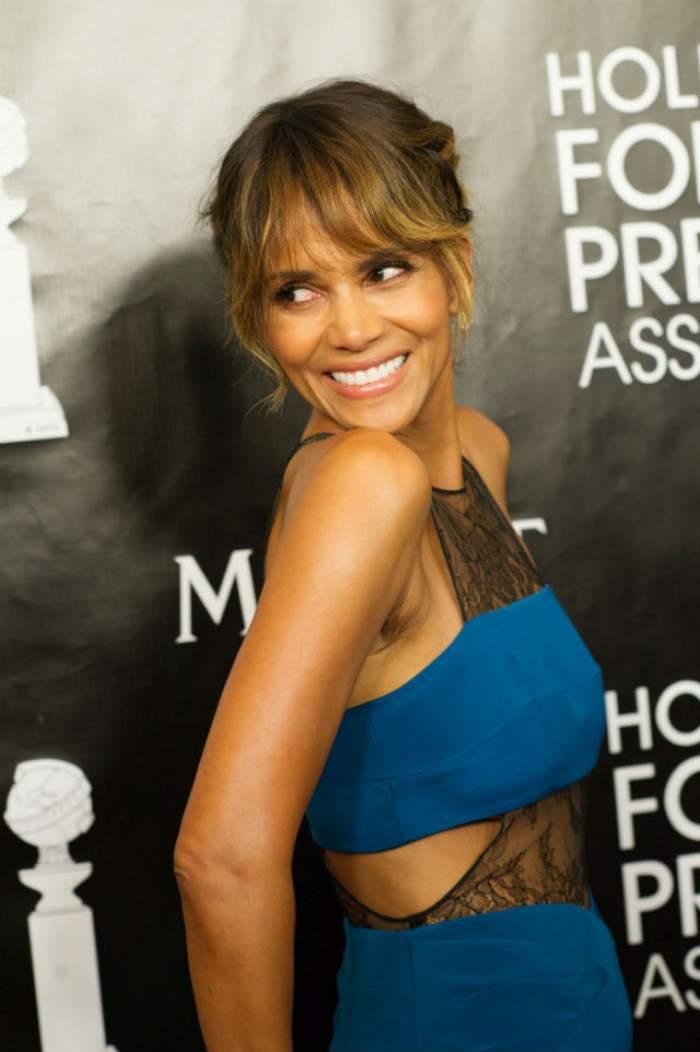 Uluitor! Halle Berry, fără machiaj! Cum arată chipul ei la aproape 50 de ani!