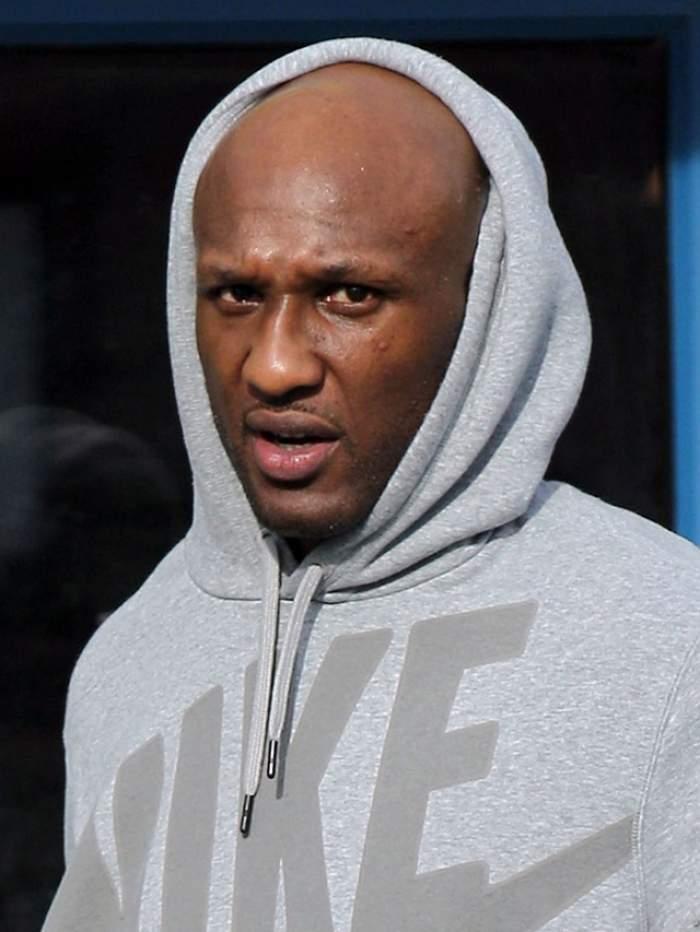 """Lamar Odom, la un pas de moarte! Ce conţinea meniul sexual """"servit"""" de basketbalist"""
