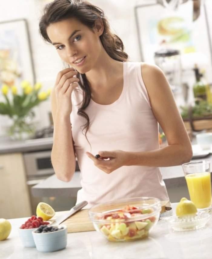 REŢETA ZILEI - MIERCURI: Salata care micşorează nivelul colesterolului şi reglează hipertensiunea