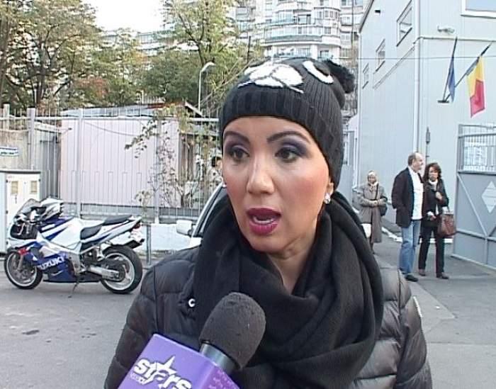 """VIDEO / Adriana Bahmuţeanu, primele declaraţii după o nouă confruntare cu Prigoană în faţa instanţei: """"Sunt cu nervii la pământ"""""""