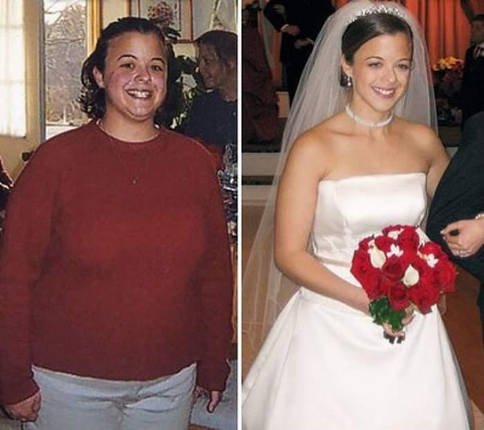 Mama a ajutat-o să dea jos 47 de kg în 5 luni. S-a căsătorit cu cel mai bogat băiat din Suceava după ce a reuşit să slăbească!