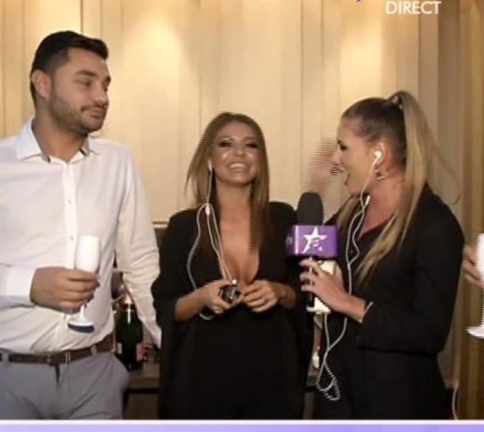 """Ana Mocanu, prima apariţie TV alături de jumătatea ei: """"Mi-a făcut iubitul business!"""""""