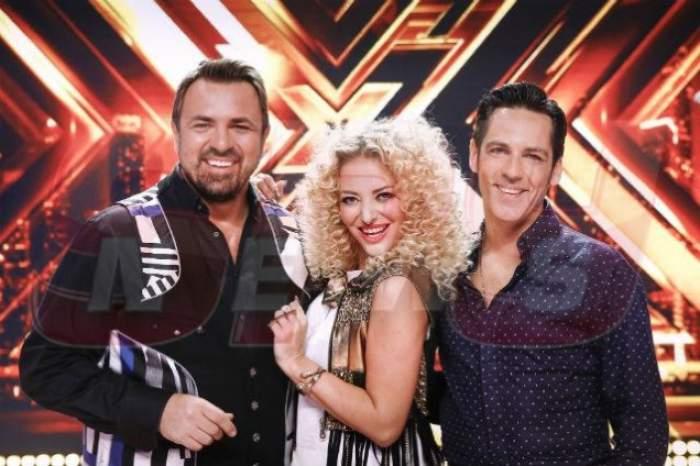"""Juriul """"X Factor"""" se măreşte! Cine este juratul care va sta la masă alături de Delia, Brenciu şi Bănică jr."""