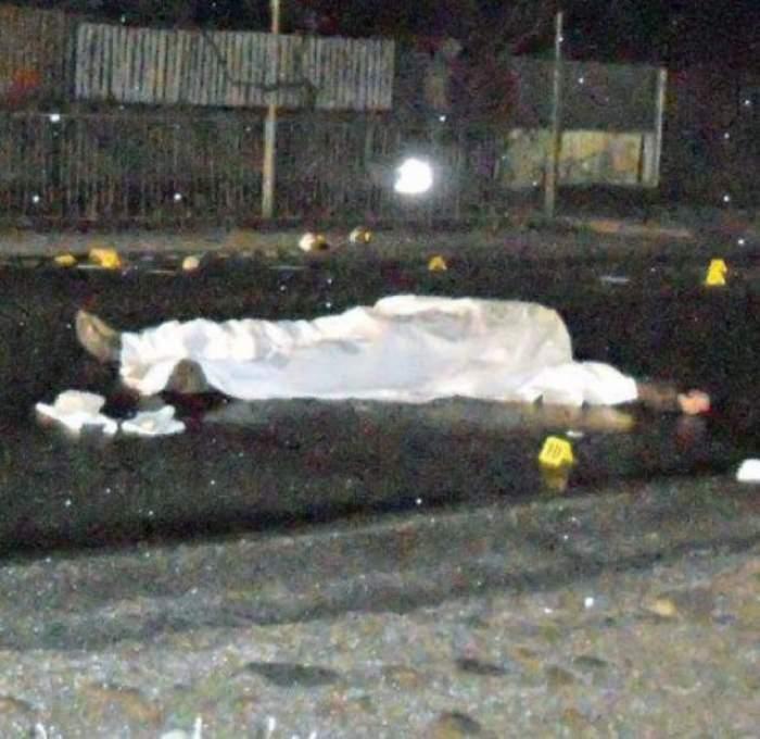 Salam, care a ucis o femeie cu bolidul de lux, încătuşat de poliţişti! Ce a declarat acesta în faţa anchetatorilor!