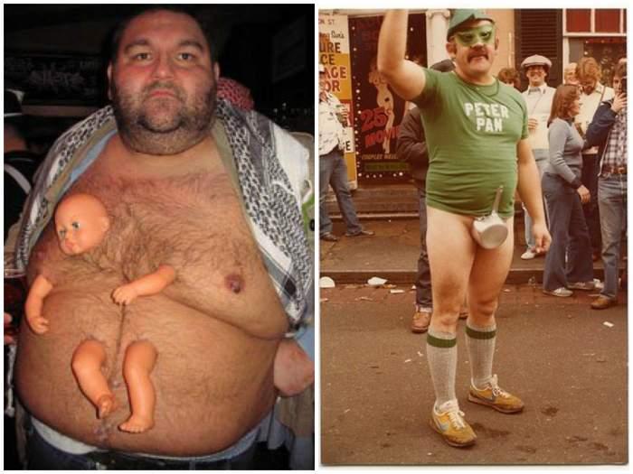 FOTO / Cele mai IDIOATE costume de Halloween pe care le-ai văzut vreodată