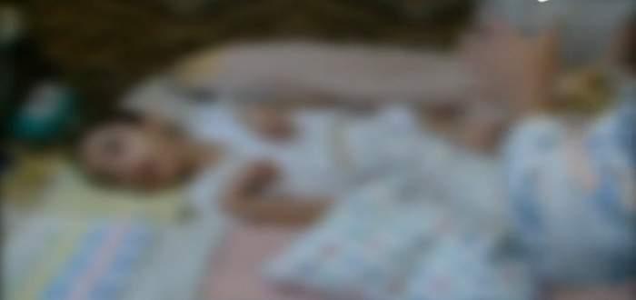 VIDEO CU IMPACT PUTERNIC /  La 12 ani, un băieţel din Mureş cântăreşte 12 kilograme! Mama lui nu i-a auzit vocea de ani întregi!