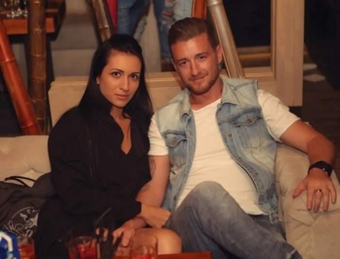 Amanta lui Mihai Chițu a făcut primele declarații despre relația lor! Vezi ce spune bruneta care l-a făcut pe artist să uite de familie
