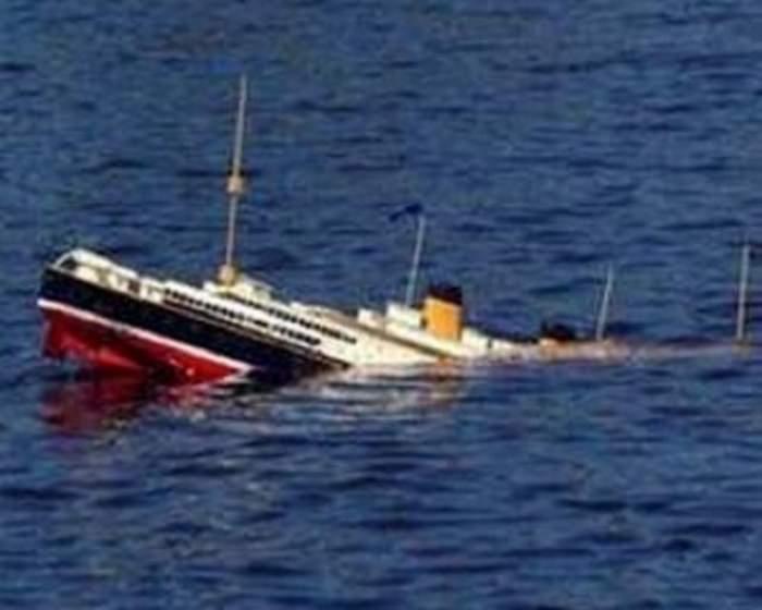 Cel puţin 12 morţi după scufundarea unei nave ucrainiene în Marea Neagră, în apropierea României