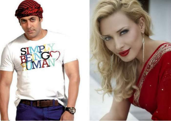 Iulia Vântur s-a logodit în secret cu Salman Khan? Detaliul care i-a dat de gol