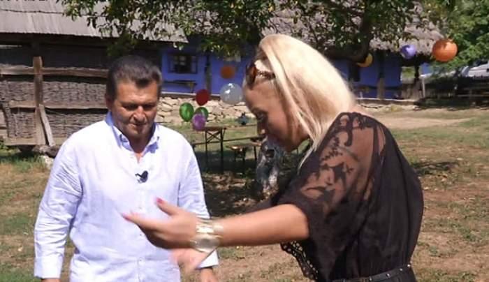 """VIDEO / Simona Traşcă, în lacrimi după o ceartă aprigă cu Nea Mărin! """"Hai, mişcă-te mai repede şi fă treabă!"""""""