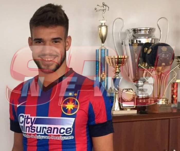 """Alexandru Tudorie se jură: """"Nu am agresat pe nimeni""""! Clubul Steaua: """"Va fi tras la răspundere"""""""