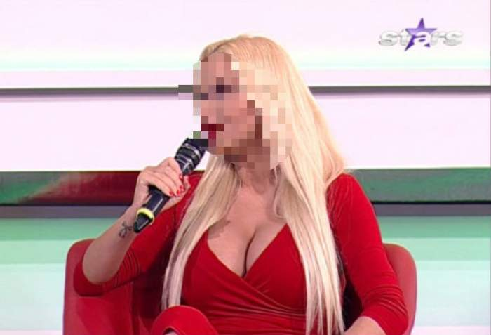 """VIDEO / A clacat! O celebră blondină din showbiz-ul românesc a izbucnit în lacrimi la televizor: """"M-am rugat 12 ani pentru asta, dar am renunţat"""""""