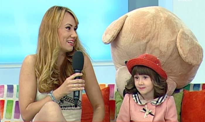 """VIDEO / Sfat pentru tinerele mămici! Cum s-a salvat """"bebeluşa"""" Oana din ghearele depresiei"""