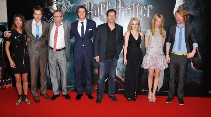 """Fanii """"Harry Potter"""", în doliu! A murit Caio Cesar"""