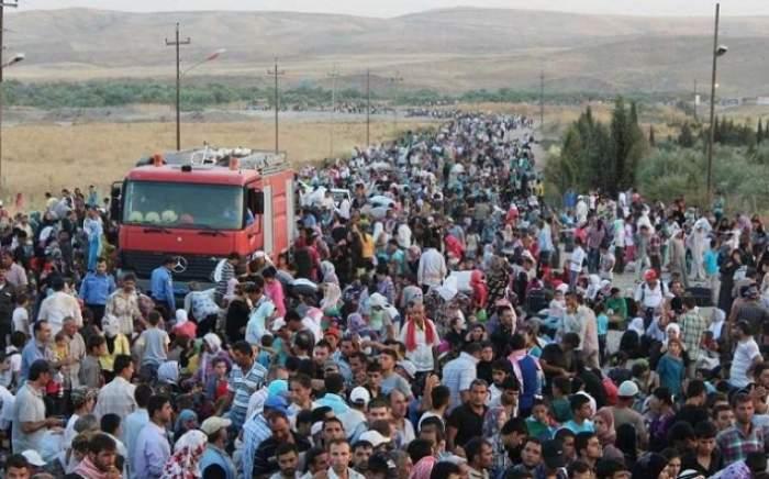 Sute de mii de refugiaţi sirieni, în pericol din cauza vremii