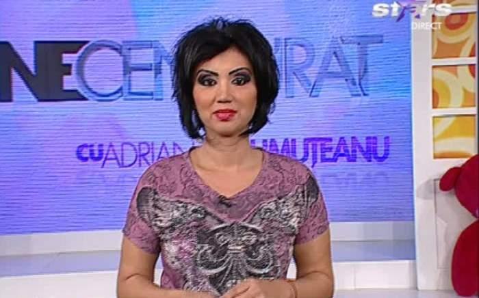 """Adriana Bahmuţeanu, mesaj neaşteptat pentru telespectatori: """"Oameni buni, spuneţi-mi în ce ţară trăim!"""" Ce a mai păţit prezentatoarea?"""