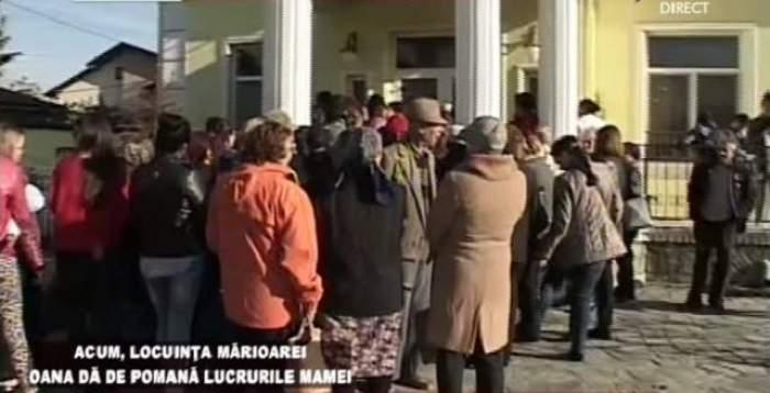 Schimbare de plan! Ce s-a întâmplat în vila din Afumaţi după ce Oana Zăvoranu a deschis porţile?