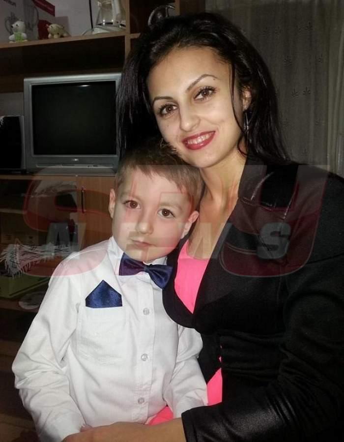 EXCLUSIV / Ultimele imagini cu băieţelul care a dispărut fără urmă, iar poliţia nu a dat doi bani pe el!