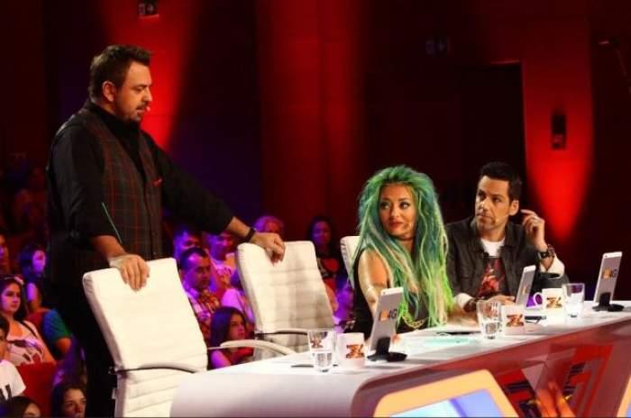 Dialog amuzant între Horia Brenciu și o concurentă X Factor! Ce replici spumoase au schimbat cei doi?