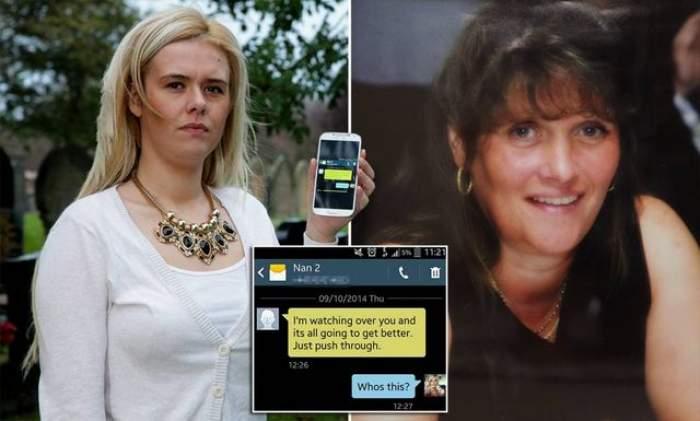 """Au îngropat-o cu telefonul mobil şi a început să-i bântuie! Bunica moartă îi """"veghea"""""""