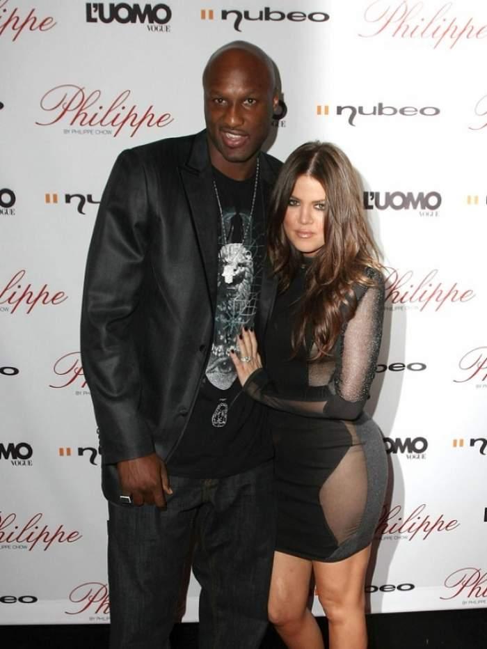 Decizie de ultim moment! Khloe Kardashian nu mai divorţează de Lamar Odom!