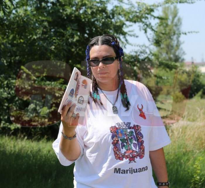 Se reinventează! Dana Marijuana, schimbare radicală de look