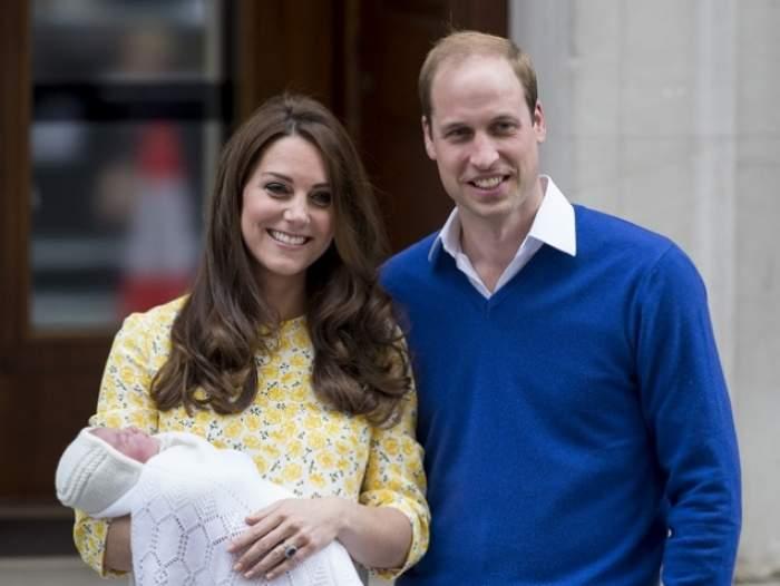 Zvonurile s-au adeverit! Kate Middleton, însărcinată pentru a treia oară
