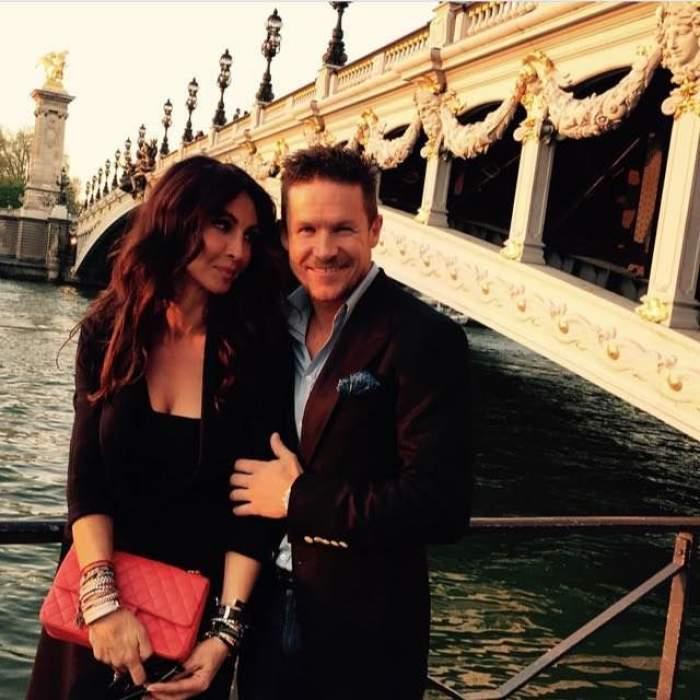 """Câtă dragoste! Felix Baumgartner, mesaj emoţionant pentru Mihaela Rădulescu: """"Un an cu prinţesa mea! Îţi mulţumesc iubito!"""""""