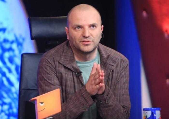 VIDEO / Ups! Dan Capatos i-a pus mâna pe fund Adrianei Bahmuţeanu!