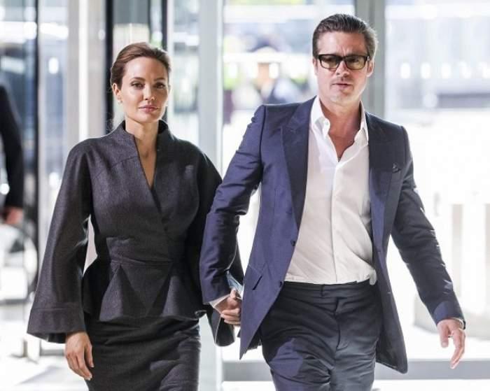 Brad Pitt a spus TOTUL! De ce a vrut să divorţeze de Angelina Jolie?
