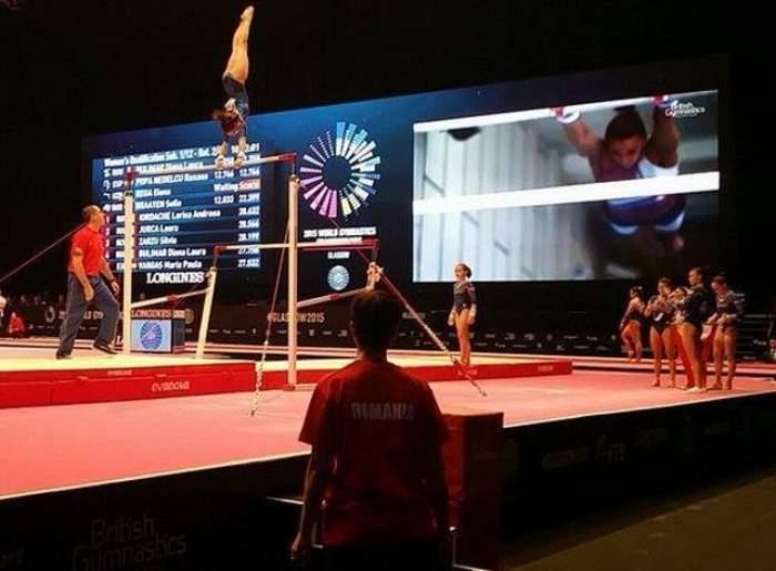 Lotul feminin de gimnastică a RATAT calificarea directă la Olimpiada din 2016
