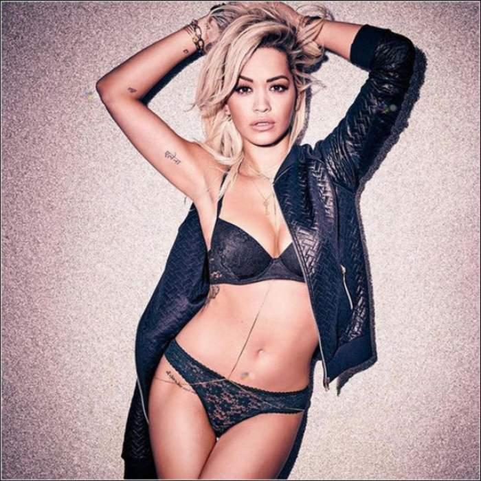 """Rita Ora, dezvăluire surprinzătoare: """"Mi-am pierdut virginitatea când aveam 14 ani cu unul de 26"""""""