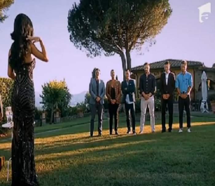 """VIDEO / Hotărâre de ultim moment! Pe cine a eliminat """"Burlăciţa"""" din competiţia pentru inima ei"""